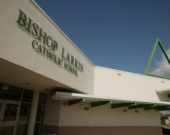 Bishop Larkin Catholic School