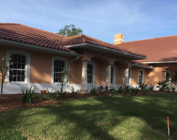 House of Prayer Retreat building details