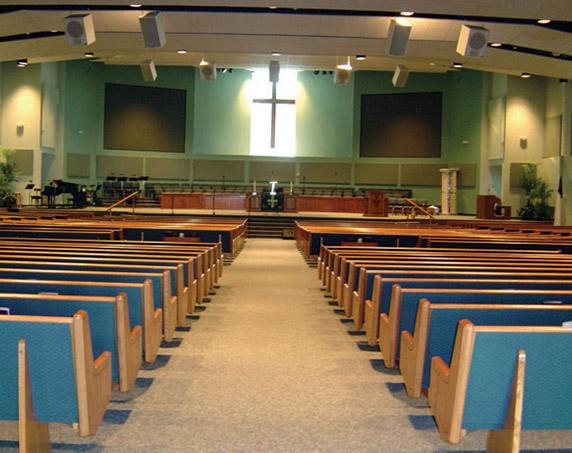 Chapel at Palm Harbor United Methodist