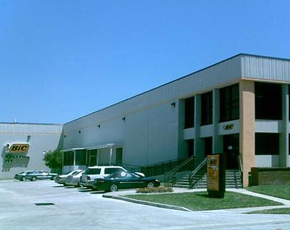 BIC Building exterior