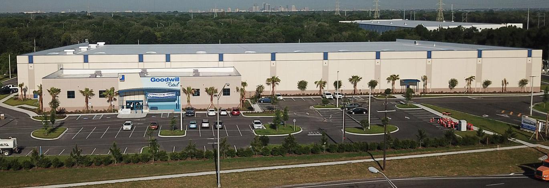 Goodwill Hub Distribution Center