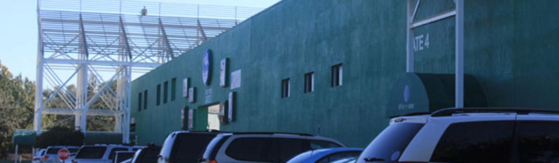 VF Imagewear side exterior building