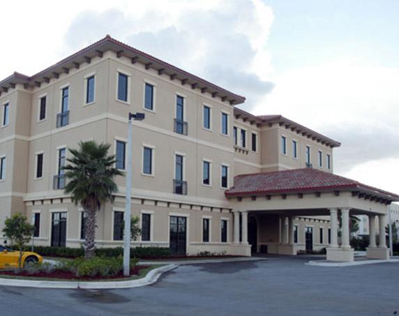 Orion center building exterior