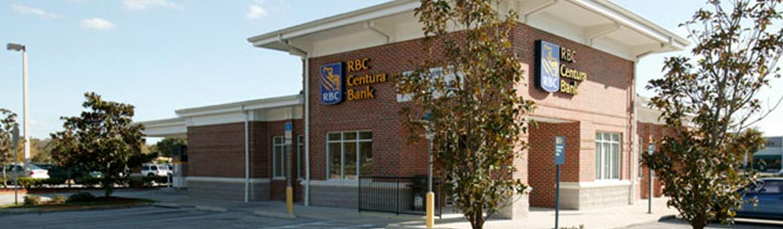 RBC bank exterior
