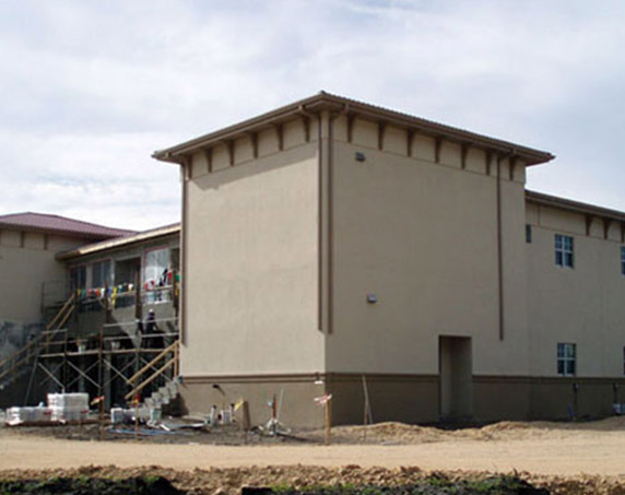 Exterior building at St. Augustine Airport