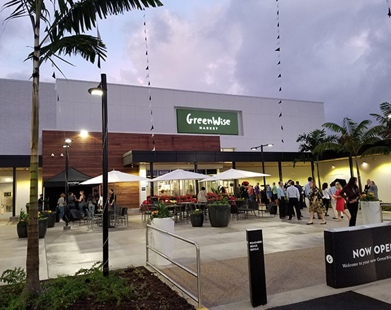 Publix GreenWise storefront in Boca Raton