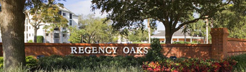 Regency sign